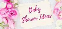 Baby Shower Ideas / Baby Shower Ideas | Baby Shower Themes | Baby Shower Favor Ideas | Baby Shower Gifts