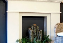 Fireplace project / by Elizabeth Lewis