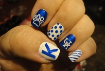 Nail Art / Everything needs to look pretty on your body / by Kaelin Axon