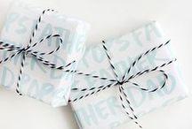 Ideas para envolver regalos / Tutoriales e ideas originales  para envolver regalos tú mismo, DIY, gift wrapping ideas
