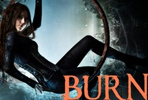 BURN (inspirations and visuals for Fireborne series)
