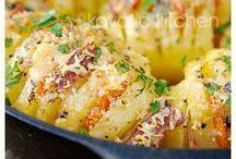 Potatoe's / by Anita Gamez