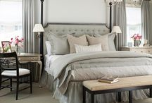 Dream: Bedrooms - Headboards, scones & other bedroom info. / Ideas to help you have sweet dreams and Mr Sandman a smile. / by Edna Lötter Botha