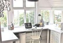 Dream: Home office. / by Edna Lötter Botha