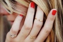 My New Obsession: Midi Rings! / by Shaakirah De Vries