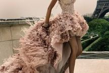 Lace, frills, and sparkles