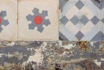 Fabrics+tiles+wallpaper