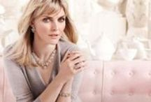 Campaign 2014 / Boodles are proud to unveil their brand new campaign for 2014, featuring British icon and international writer and model, Sophie Dahl...