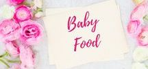 Baby Food / Baby Food Recipes | Baby Food | How to Prepare Baby Food from Scratch