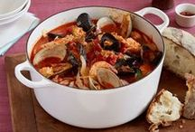 Fish and Seafood / A recipe board for fish and seafood ideas.