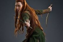 Elvish cosplay