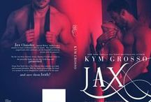 JAX / Idea Board for Jax (Immortals of New Orleans, Book 7)
