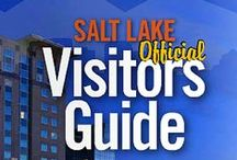 "Trip Planning / Planes, trains, and decent rental cars. They don't call Salt Lake the ""Crossroads of the West"" for nothing. Getting here is a snap, with easy access by road, rail, and air. And Salt Lake City International Airport is just 10 minutes from downtown. Delta Air Lines, official partner of Visit Salt Lake, flies non-stop to Salt Lake from over 100 cities. / by Visit Salt Lake"