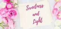 Sweetness and Light / Lightened Up Dessert Recipes