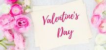 Valentine's Day / Valentine's Day Crafts, Food, and Activities