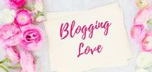 Blogging Love / Favorite posts and tips from bloggers about blogging. If you would like to contribute to this board, please send me an email at bstarie@yahoo.com.  Blog | Blogging | Blogging Tips and Tricks | Bloggers |
