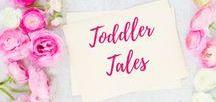 Toddler Tales / How to survive #toddlerlife. Parenting tips and tricks for toddler behavior, toddler tantrums, and toddler meltdowns. Parenting humor included! www.amamatale.com | Toddlers | Toddler Life | Toddler Behavior |