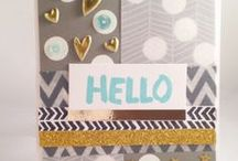 Invitations and Cards / Here are some ideas for making your own cards and invitations - handmade and digital for mass production. / by Heather Vo