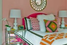 Bedding / Not enough out there I like...someone needs to get on that!! / by Stacey Ziegler