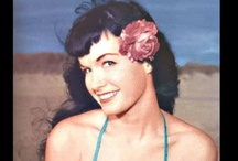Bettie Page / You go girl!!
