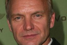 Sting / I've been lucky enough to have seen him 4 times in concert...all at Riverbend...