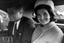 Jacqueline Bouvier Kennedy Onassis / A Strong Woman...