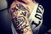 tattoos <3 / by Ashley Gardiner