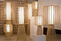 Floor To Ceiling Bamboo Design / Bamboo applications and installations for the Home.