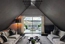 Living Room / Living room design & decor / by KNSTRCT