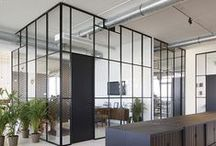 Office & Work / workplaces, offices & headquarters  / by KNSTRCT