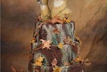 Incredible Cakes  / by Roger N Quevillon, M.Msc