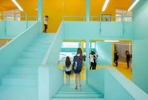 Architecture Meets Color / by KNSTRCT