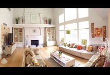 Living Areas / by Stacey Ziegler