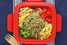 Lunchbox Heroes / grown up meals at work--all vegetarian, some vegan / by Juli Bey