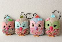 Owls / Everything owls! 