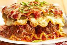 A Yummy Italian Dish / Yummy Italian Dish / by Shannon Ogles