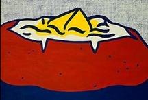 Eten in de kunsten / by Cookfreshfood
