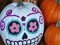 Halloween ideas / disfraces, manualidades, comida arreglos decorativos para halloween