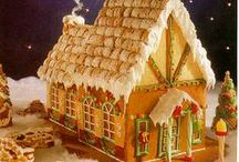 Christmas Gingerbread Houses / Christmas Gingerbread Houses / by Shannon Ogles