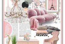 Decoracion/Home Decor / decoracion, art, decor, interior, furniture, lamps, pillows, ceramic, plants, drapery