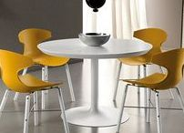 Plastic Furniture | Designer Furniture / Plastic furniture was first designed in 1946 by Douglas Simpson and James Donahue. Plastic is becoming increasingly popular for its versatile qualities and advantages, these days plastic can be found in almost every home.