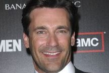 Jon Hamm 2 Hot for Words / by Siobhan ODonnell