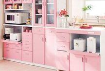 Bella cocina /kitchen / Estilo de cocinas, utencilios de cocina , colores