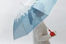 Singing in the Rain / The ultimate umbrella guide  / by KNSTRCT