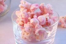 Popcorn Recipes for Movie Night / Fun popcorn recipes to munch on while watching Ruby Skye P.I. mystery movies!