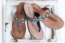 First Look: Sandals 2015 / Catch a glimpse of what's coming for Spring! / by Minnetonka Moccasin