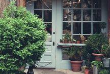I wish I had a garden / by Renata Timerbaeva