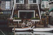 Lake house / by Renata Timerbaeva