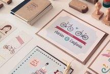 SELLOS NOSOLOILUSTRACION * STAMPS / Diseño de sellos personalizados.