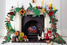Creative Holiday Inspiration / Unique and creative ideas for holiday decor, parties and festivities.
